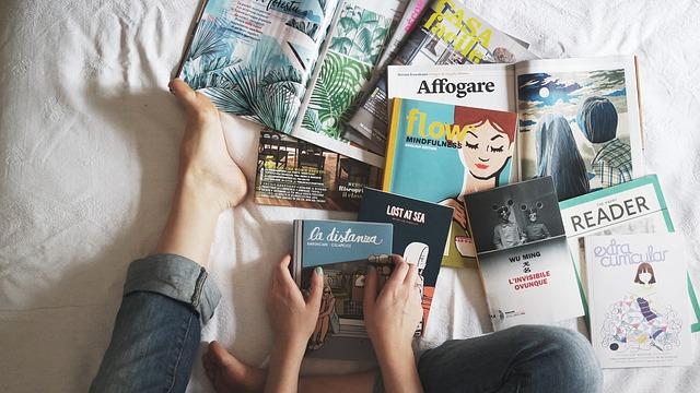 Čítanie kníh pred spaním
