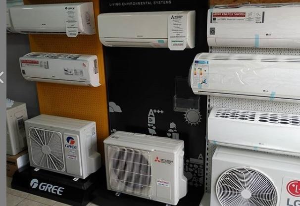Rôzne modely klimatizačných jednotiek