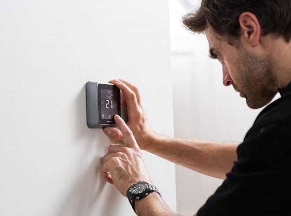 Nastavenie termostatu