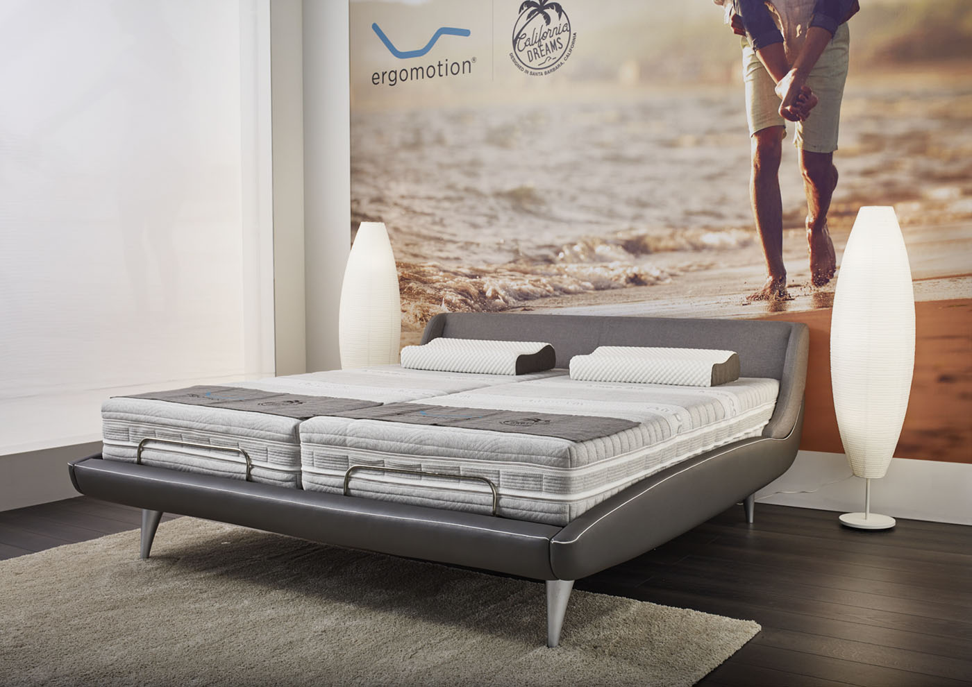 Smart posteľ MIO 430S+
