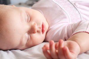 spánok dieťaťa