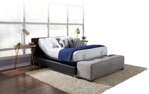 Masážna posteľ
