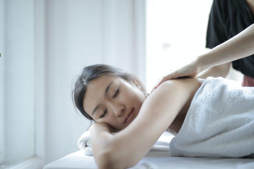 masáž matrace vegas