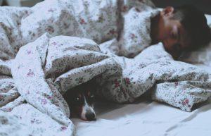 ako spravne spať